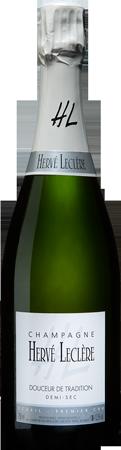 Champagne Herve Leclere: Douceur de Tradition