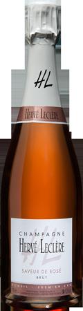Champagne Hervé Leclere: Saveur de Rosé
